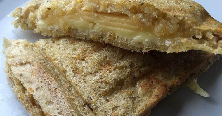 Grillet oste sandwich