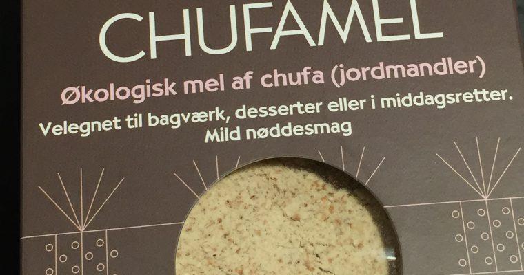 Tykke pandekager lavet af Chufamel