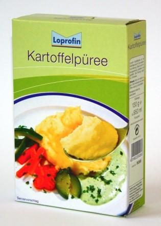 Loprofin kartoffelpüree