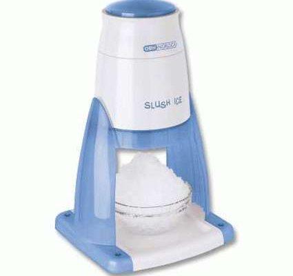 Slush ice