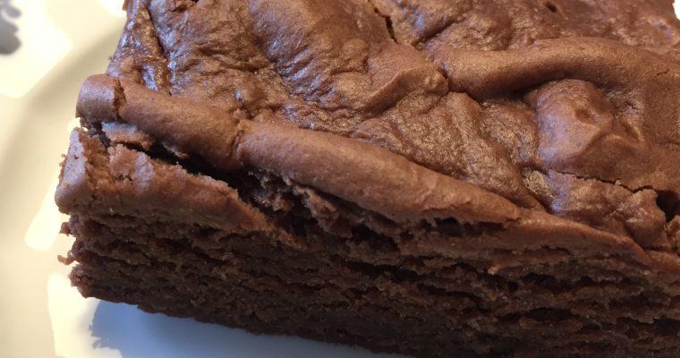 Ny FATE Chokolade Brownie opskrift