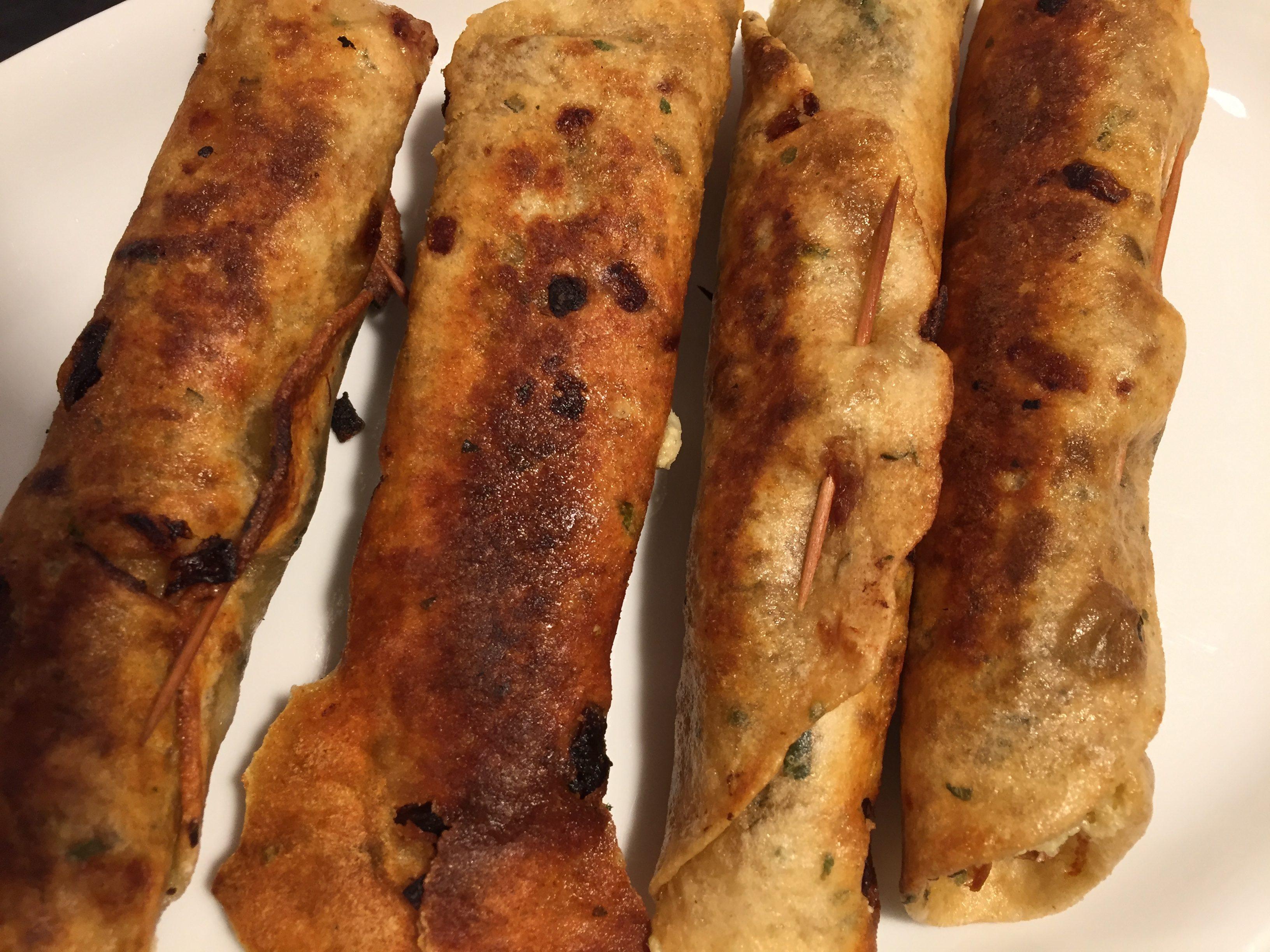 Flautas eller Taquitos