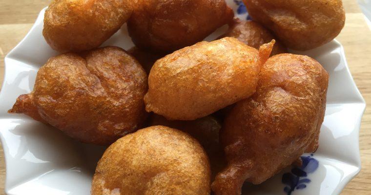 Donut huller (æbleskive alternativ)
