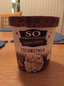 Is lavet på Kokosmælk